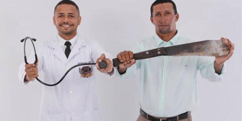De cortador de cana a médico: a história do pernambucano que emocionou internautas