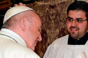 Afogadense Mateus Ataíde será ordenado sacerdote pelo Papa Francisco