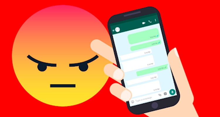 Alerta! Seu WhatsApp pode ser bloqueado por qualquer pessoa que tenha seu número