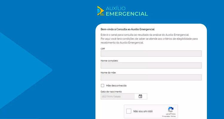 Auxílio emergencial: não aprovados ganham mais prazo para contestar
