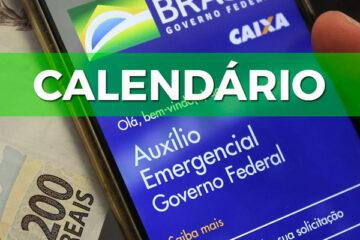 Confira o novo calendário após o governo antecipar saque do auxílio