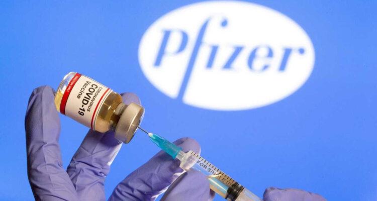 Pernambuco recebe 46,8 mil vacinas da Pfizer contra a Covid-19