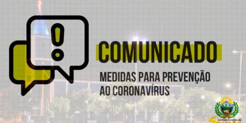 Vejas as regras e horários de funcionamento em combate a Covid-19 em Solidão