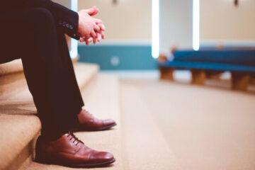 """Frequenta igreja, mas continua fazendo """"coisas erradas"""""""