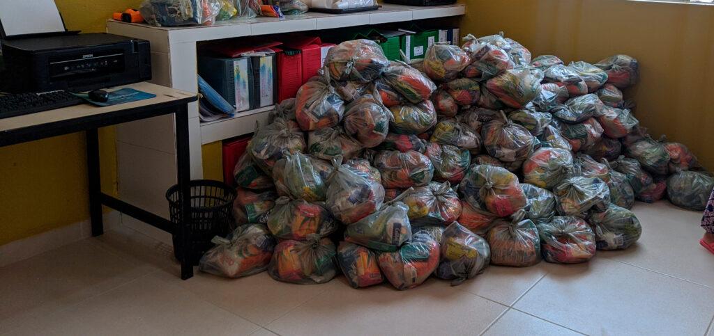 Kit de Alimentação Escolar foi entregue a Estudantes da Rede Municipal de Ensino de Solidão