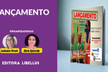 Lindinalva Vicente e Maria Aparecida realiza cerimônia de lançamento do livro Os caminhos educacionais nesta sexta