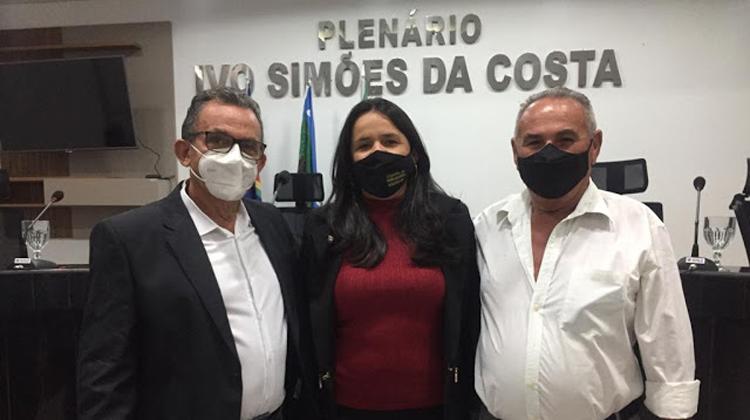 Vereador da oposição adere ao grupo do prefeito Djalma Alves