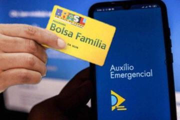 Auxílio emergencial é pago a beneficiários do Bolsa Família com NIS 9
