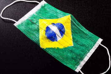 Bolsonaro pressiona pela retirada da obrigatoriedade de máscara no país