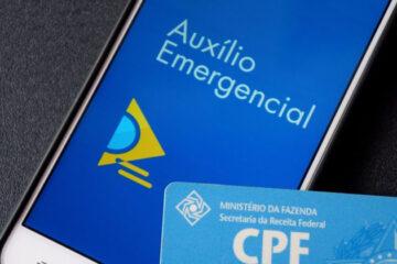 Caixa paga quinta parcela do auxílio emergencial a nascidos em julho