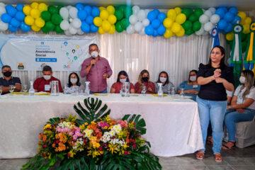 IX Conferência Municipal de Assistência Social de Solidão