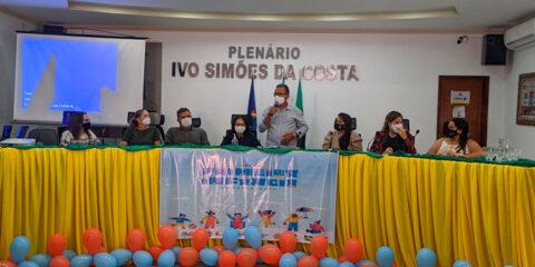 Solenidade de Abertura do Mês da Primeira Infância em Solidão-PE