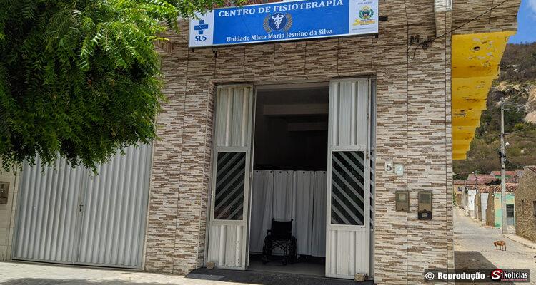 Centro de Fisioterapia é inaugurado em Solidão PE