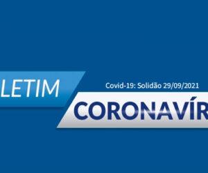 Coronavírus: Solidão segue sem casos ativos