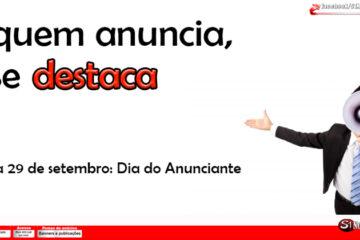 Dia 29 de setembro: Dia do Anunciante