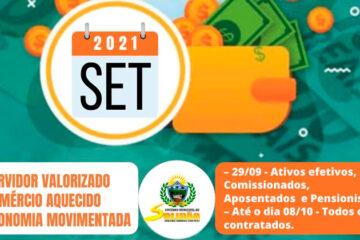 Prefeitura de Solidão confirma pagamento aos servidores para esta quarta-feira