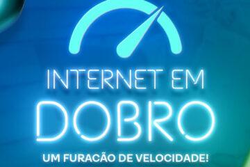 ReciclaNET Agility lança super promoção de Internet em dobro com um furacão de velocidade