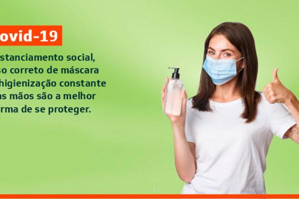 Taxa de transmissão da Covid-19 em Pernambuco está abaixo de 1 há mais de três meses