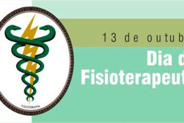 13 de outubro - Dia Nacional do Fisioterapeuta