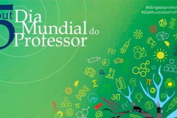 5 de outubro - Dia Mundial do Professor