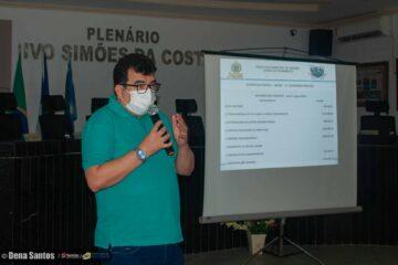 Audiência Pública de Saúde do 2º quadrimestre de 2021 é realizado em Solidão