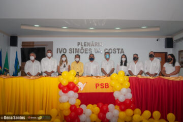PSB de Solidão-PE realizou congresso municipal