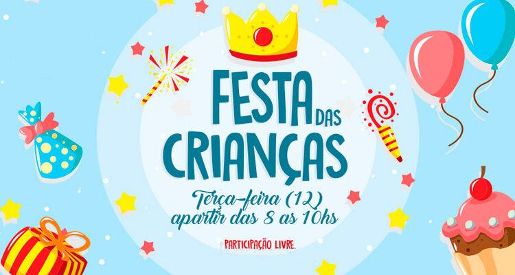 Djalma Alves promoverá manhã de lazer gratuito para a criançada em parque de diversão nesta terça-feira