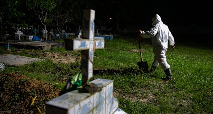 Sertão do Pajeú volta a registrar mortes por Covid-19
