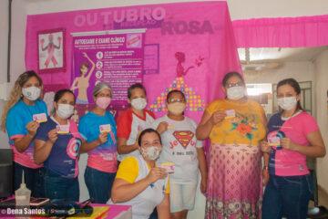 Solidão realiza ações em alusão ao outubro rosa
