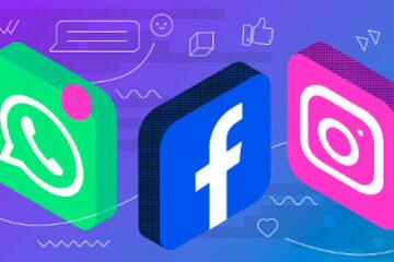 WhatsApp, Instagram e Facebook ficam fora do ar nesta segunda-feira (4)