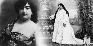 """Conheça a história da princesa Qajair """"símbolo de beleza e perfeição"""""""